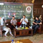 Tim PPTG Unisnu Gelar Talkshow Revitalisasi Kopi