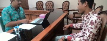 MONEV INTERNAL PROGRAM PENGABDIAN KEPADA MASYARAKAT MONO TAHUN 2018