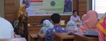 LPPM Gelar Workshop Penulisan Proposal Pengabdian