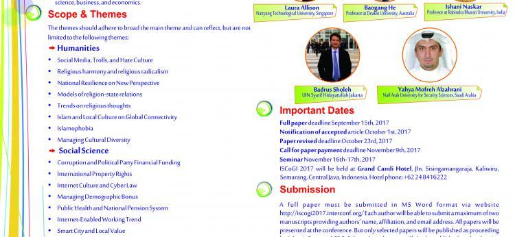 Informasi - Seminar Internasional UNWAHAS Semarang