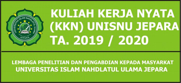 INFO - Dibuka Pendaftaran KKN UNISNU Jepara TA 2019/2020 Periode I